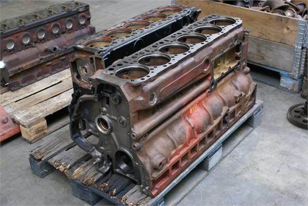 blocco cilindri per altre macchine edili MAN D2876 LOH 01BLOCK