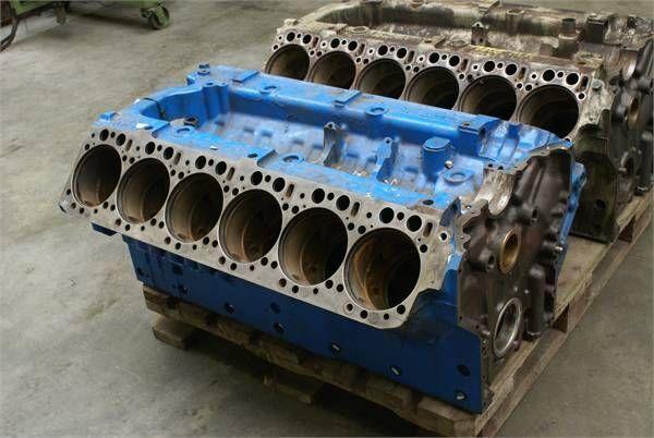 blocco cilindri per altre macchine edili MERCEDES-BENZ OM 444 LA BLOCK OM 444 LA BLOCK