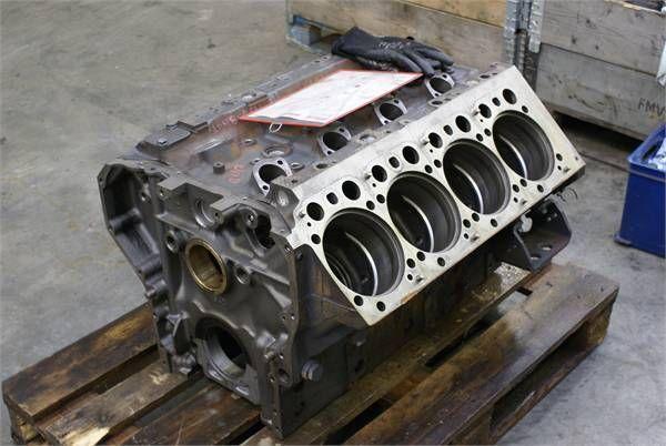blocco cilindri per altre macchine edili MERCEDES-BENZ OM 502 LA INDU BLOCK