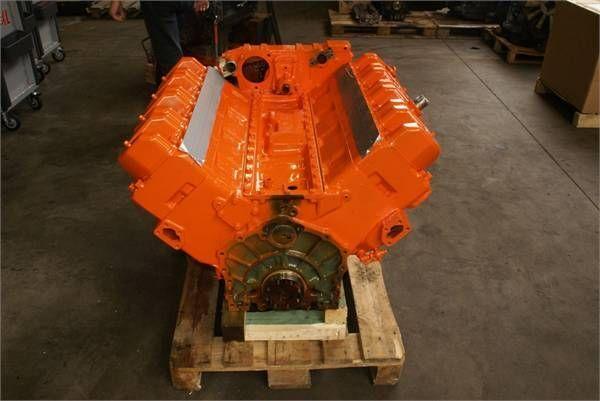 blocco cilindri per altre macchine edili SCANIA DS14 LONG-BLOCK