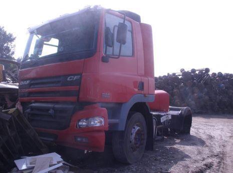 cabina  - interer salona kabiny per camion DAF CF - 65/75/85 (2004 god.)