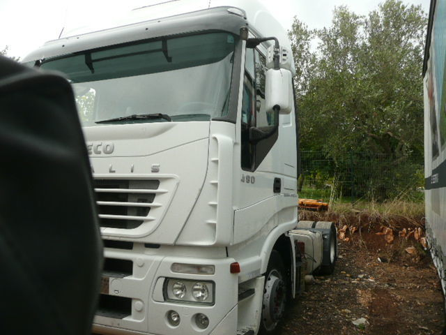 cabina per camion IVECO Stralis AS440S48T/P BJ. 2006