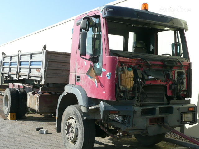 cabina per camion IVECO Trakker  Cursor 190-410 BJ. 2003