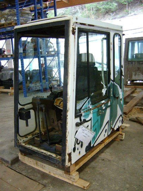 cabina per escavatore KOMATSU PC III serie