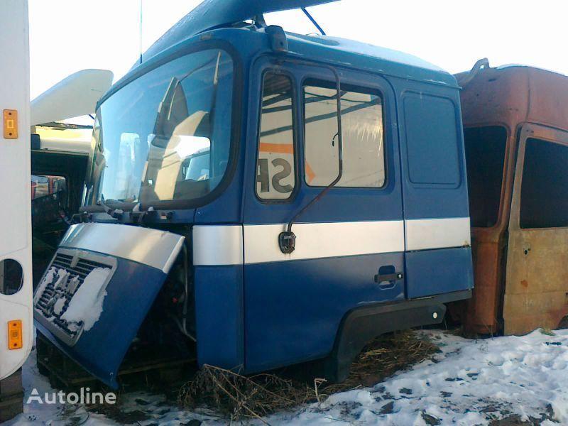 cabina per camion MAN F90 szeroka sypialna 3000 zl. netto