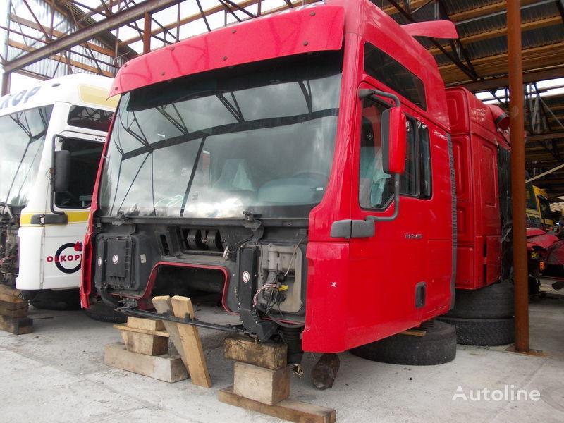 cabina per trattore stradale MAN TGA
