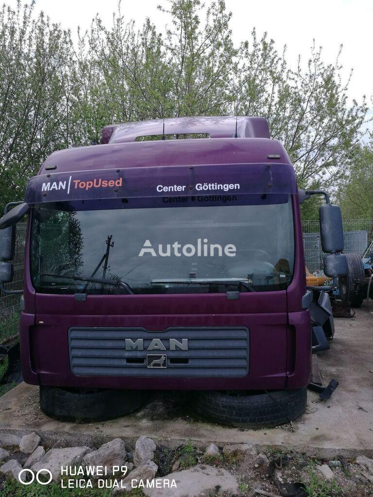 cabina per trattore stradale MAN TGA 18.440