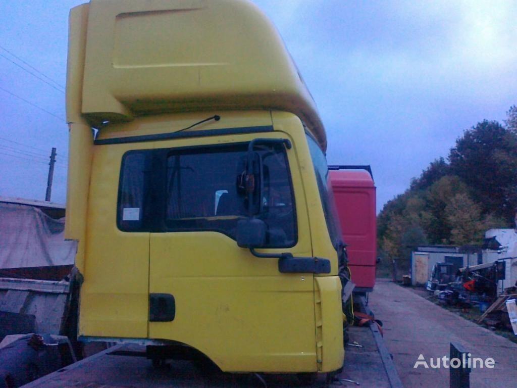 cabina per camion MAN TGA sypialna dzienna 8000 zl