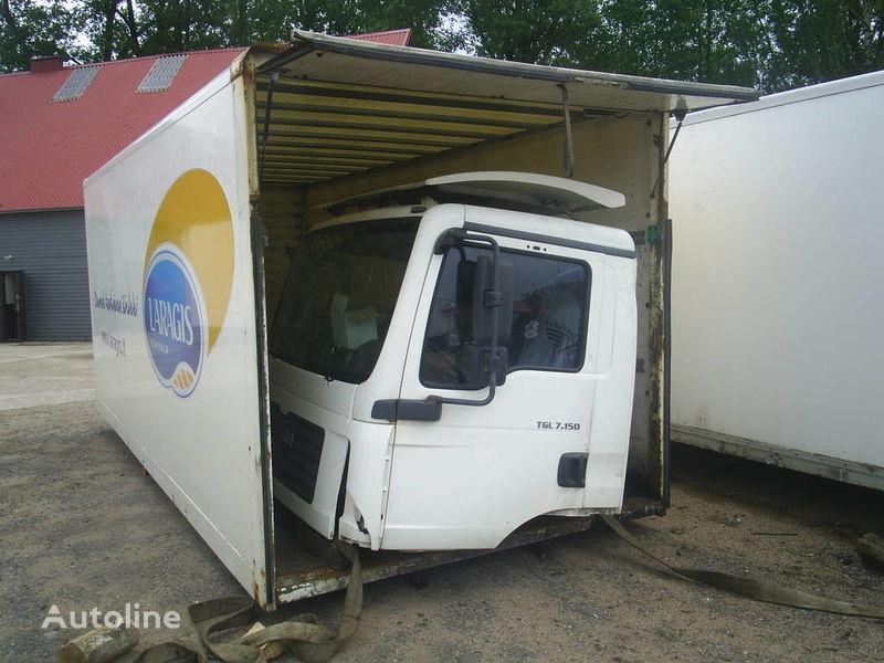 cabina per camion MAN TGL 7.150