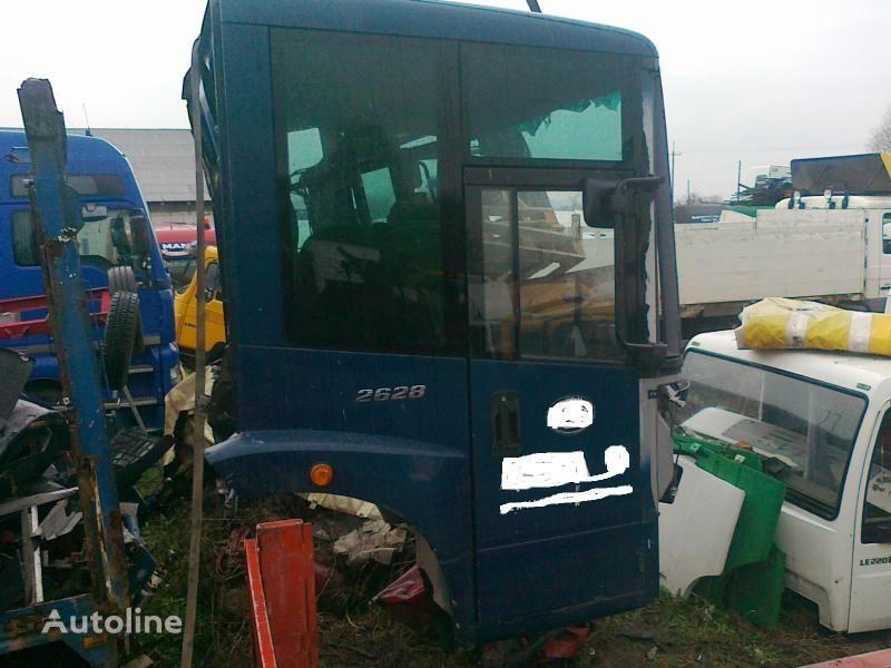 cabina per camion MERCEDES-BENZ ECONIC drzwi konsola netto 1000 zl