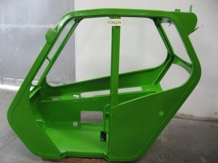 cabina  Merlo pro modely KS, KT per pala gommata MERLO