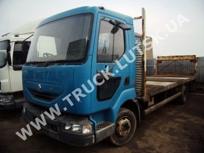 cabina  Renault per camion RENAULT MIDLUM 150 E2
