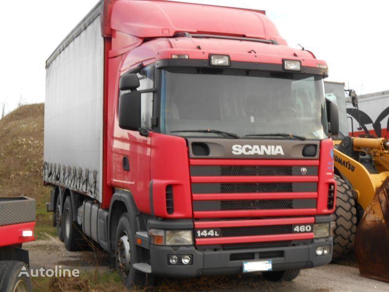 cabina  CR 19 per camion SCANIA 144L 460/530 PS