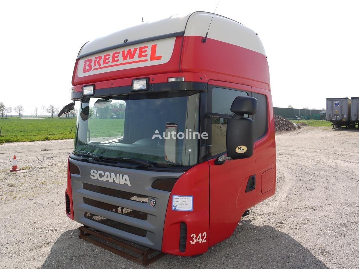 cabina per trattore stradale SCANIA SC-R CR-19 TOPLINE