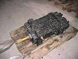 cambio di velocità  ZF 16 S 109 für MAN per trattore stradale
