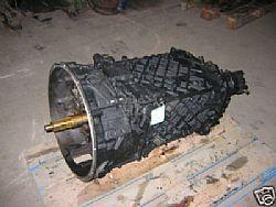 cambio di velocità  ZF 16 S 151 für MAN, DAF, Iveco, Renault