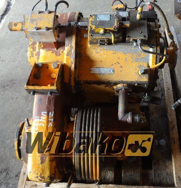 cambio di velocità  Gearbox/Transmission ZVL 4PR per escavatore 4PR