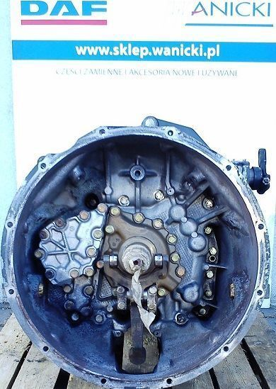 cambio di velocità  ZF MANUALNA 16S181, MANUAL GEARBOX per trattore stradale DAF 85 CF XF 95