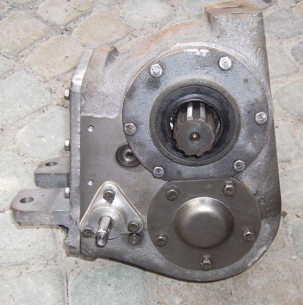 cambio di velocità  MOH razdatka , revers (mehanizm obratnogo hoda) per carrello elevatore LVOVSKII nuova