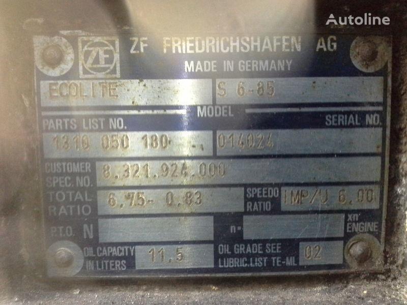 cambio di velocità  ZF S6-85 per autobus MAN