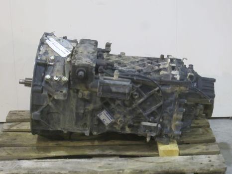 cambio di velocità  MAN 16S151 + PSE per camion MAN