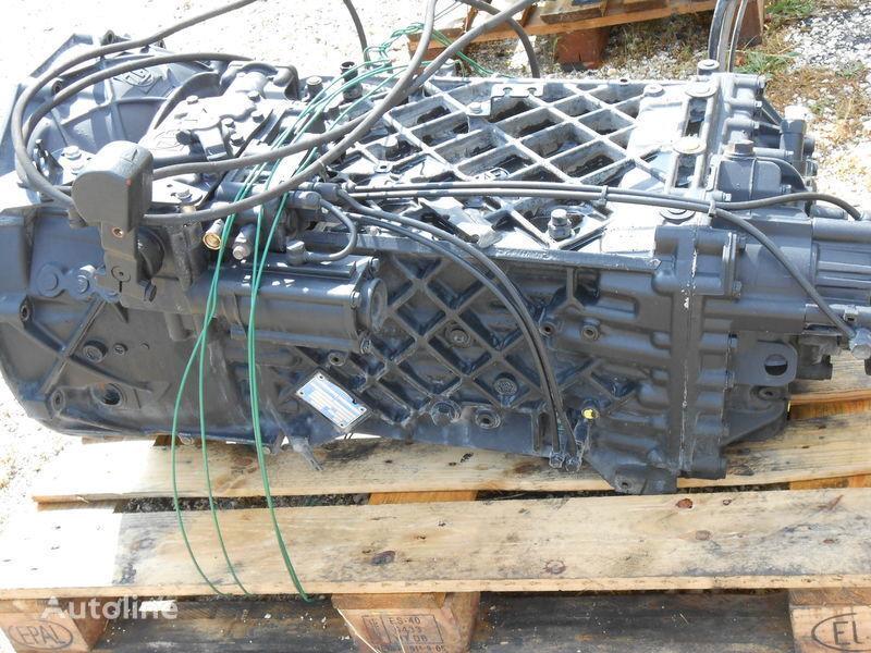cambio di velocità  ZF 16S2220 TD-TO Part List No. 1343 001 016 Customer Spec. NR. 81.32004-6016 übers. 16,41-1,00 per camion MAN TGX-TGA