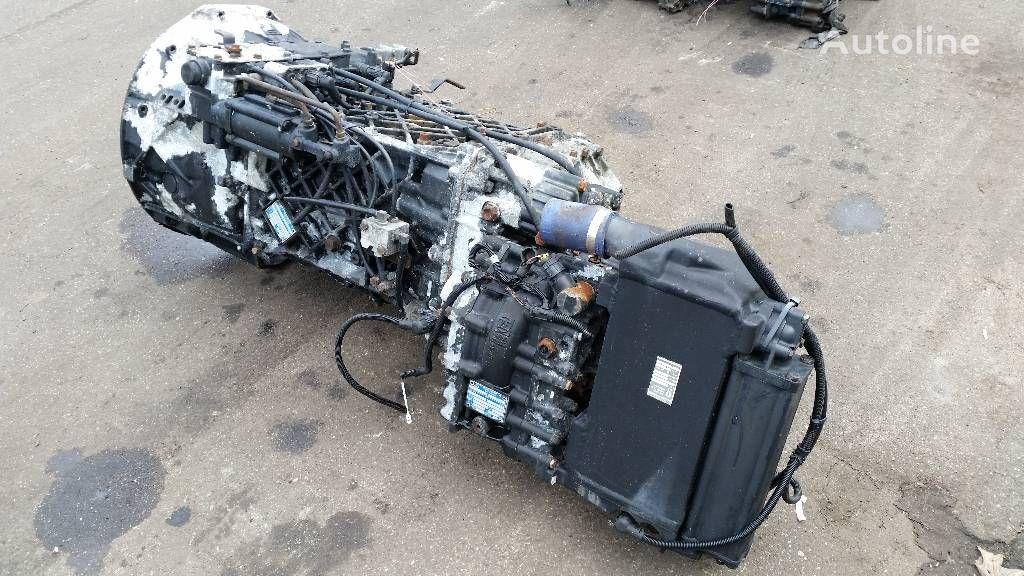 cambio di velocità per trattore stradale MAN ZF ECOSPLIT 16S181 IT