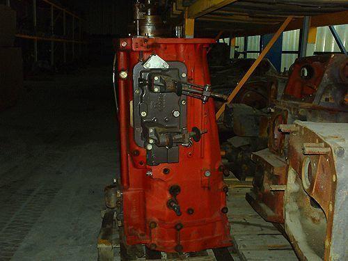 cambio di velocità  dynashif-speed shif per trattore MASSEY FERGUSON 3680-6180-8130-8160