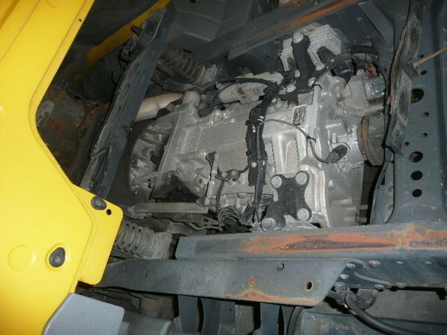 cambio di velocità  G100-12 Mechanisch Atego G100-12 per trattore stradale MERCEDES-BENZ Atego 23-28