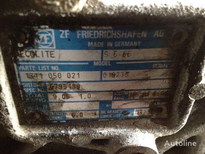 cambio di velocità  ZF ecolite s6-66 per camion VOLVO fl6