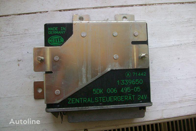 centralina  Centralnyy blok upravleniya elektronikoy 5DK 006 495-05 per trattore stradale DAF