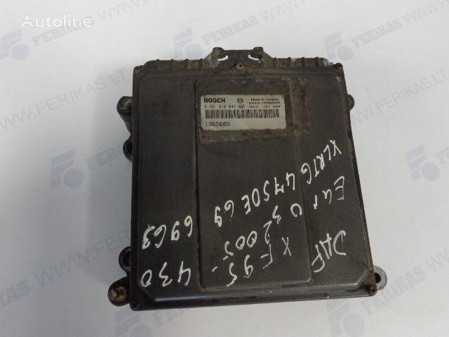 centralina  BOSCH ECU EDC Engine control 0281010045,1365685, 1684367, 1679021 (WORLDWIDE DELIVERY) per trattore stradale DAF