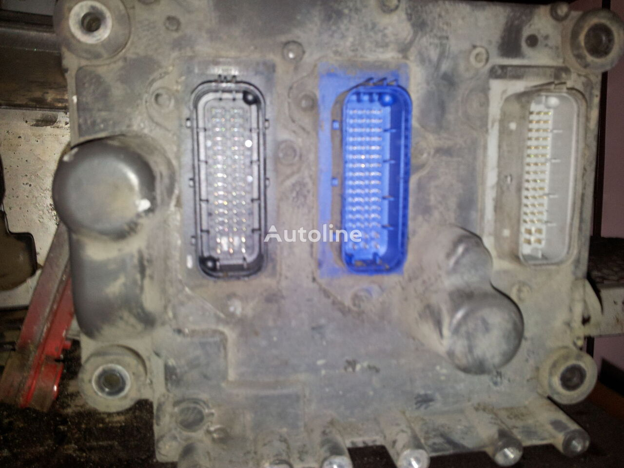 centralina  DAF 105XF EURO5 electronic control unit ECU EDC engine managment, engine control unit, DMCI 1679021; 1684367, 1664539, 1679021, 1684367, 1887331 per trattore stradale DAF 105XF
