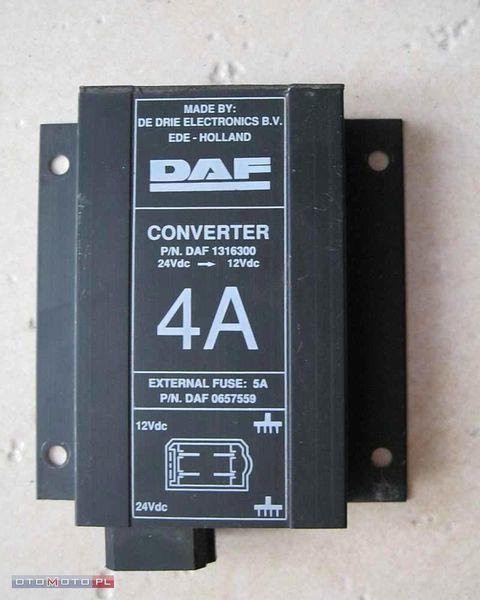 centralina  PRZETWORNICA per trattore stradale DAF DAF XF/CF