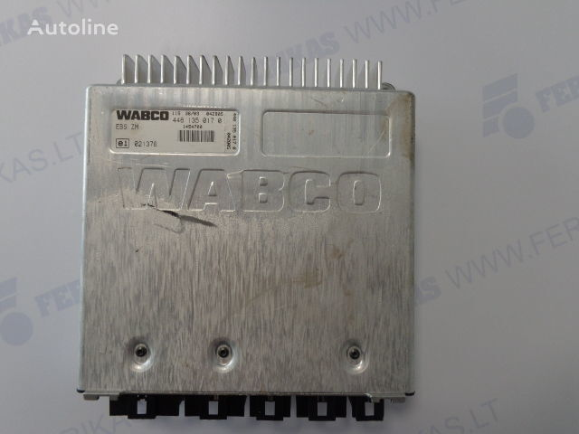 centralina  WABCO  EBS 4461350380, 4461350390, 4461350170,  1650470, 1601000, 1454700, per trattore stradale DAF XF