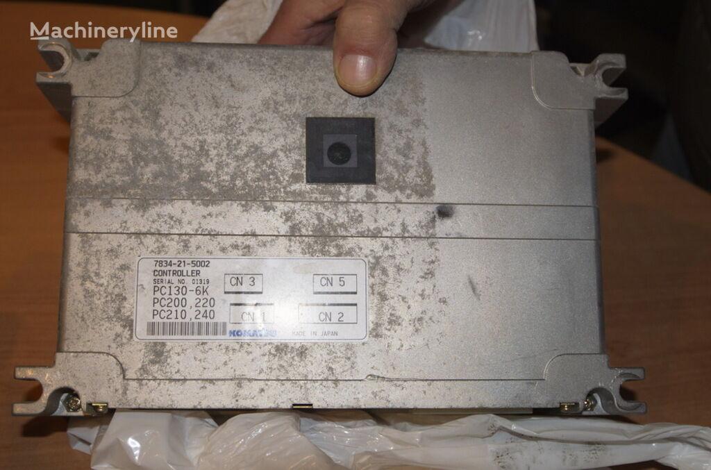 centralina per escavatore KOMATSU PC130-6