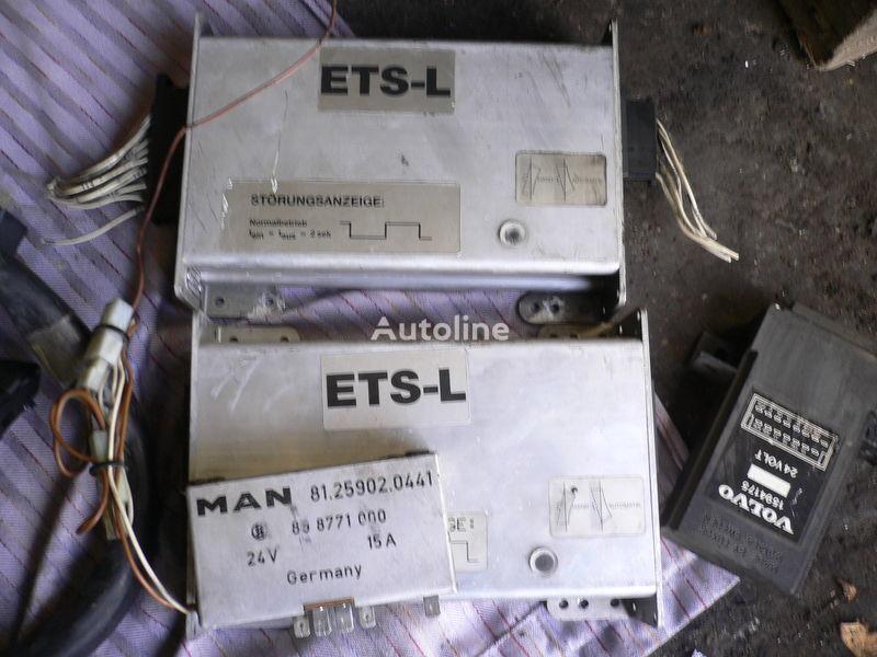 centralina  MAN ETS-L per autobus MAN