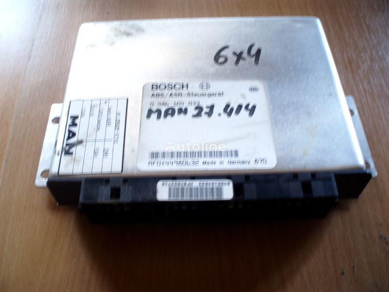 centralina  BOSCH 0486104033 ABS  81.25935.6710 per camion MAN 27.414
