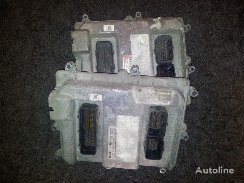 centralina  MAN engine computer EDC 440PS D2066LF36 ECU BOSH 0281020067 EURO4, 51258037544, 51258037563, 51258037834, 51258037674, 51258337008 per trattore stradale MAN TGX