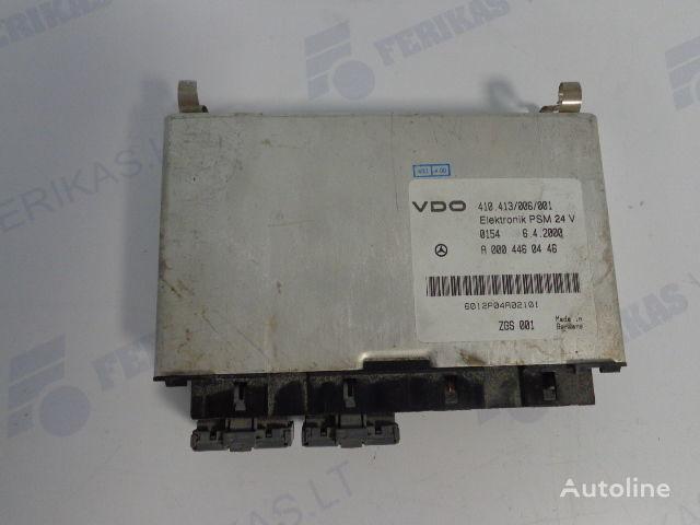centralina  VDO Elektronik PSM 24 V ,410.413/006/001,0004460446 per trattore stradale MERCEDES-BENZ