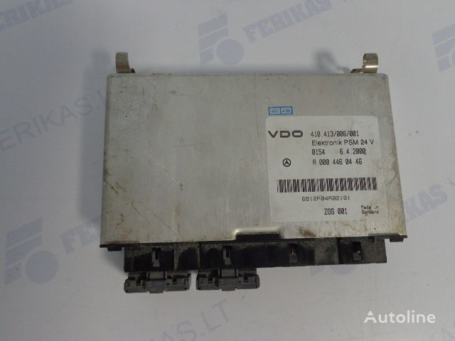 centralina  VDO Elektronik PSM 24 V ,410.413/006/001,0004460446 per trattore stradale MERCEDES-BENZ Actros