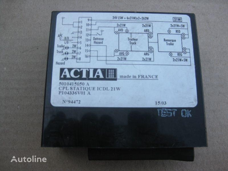 centralina  ACTIA per camion RENAULT