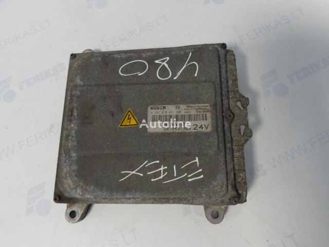 centralina  BOSCH Engine control unit EDC ECU 5010437363, 0281010481