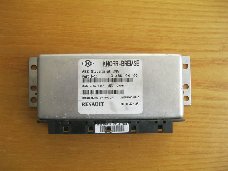 centralina  STEROWNIK ABS per camion RENAULT PREMIUM DCI