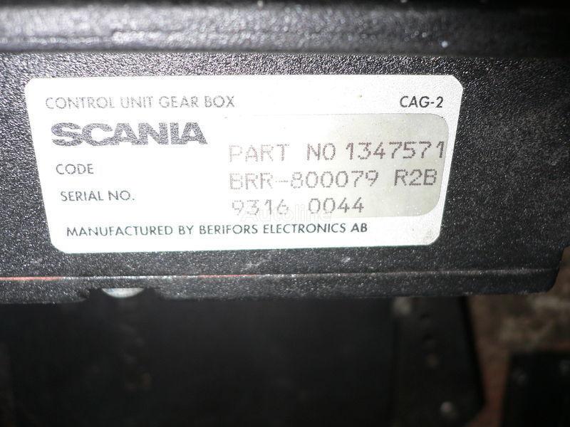 centralina  Scania GEAR BOX 1347571 . 1362616 . 1505135 . 488207. 1434153. 1368153. 1360315 per autobus SCANIA 113
