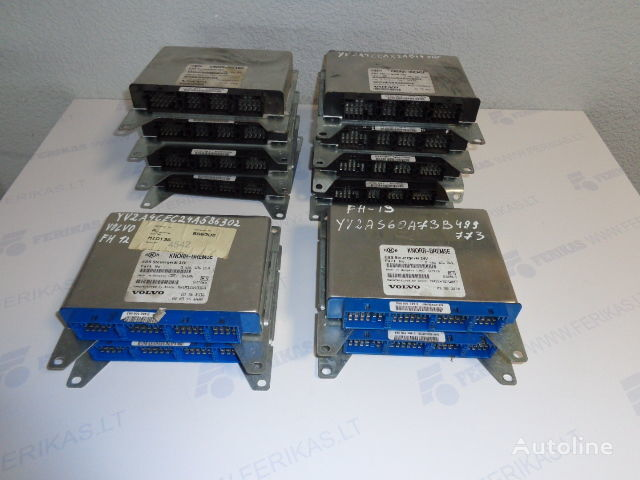 centralina  KNOR-BREMSE EBS control units  20589475, 20565116, 21083078, 20547967, 20410009, 21375986, 20428758, 20589476, 20585456, 0486106063,0486106064, 486108001, 486106028, 486106026, 0486106103
