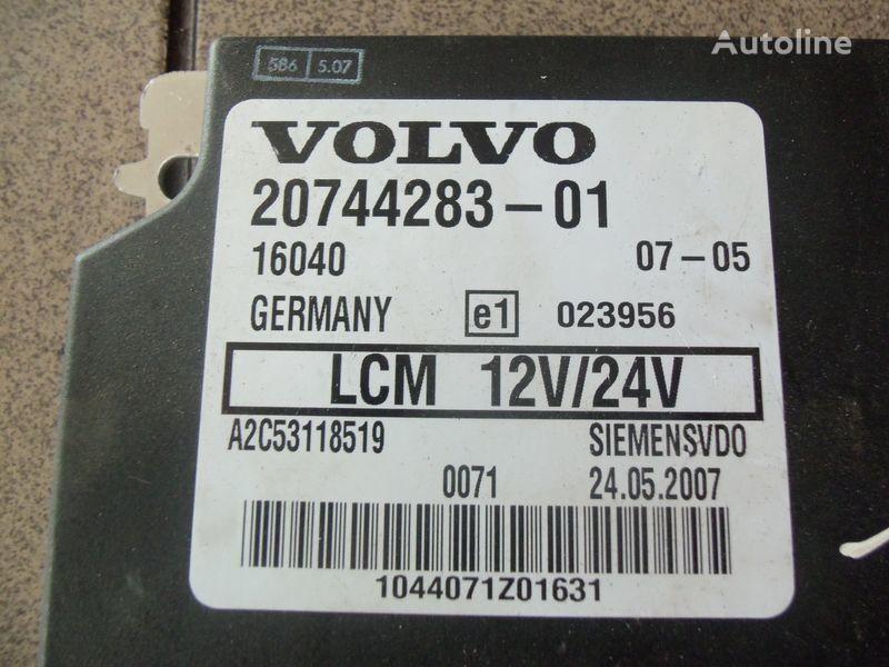 centralina  VOLVO FH12, LCM control unit, lightning 20744283, 20514900, 85108922, 20744286, 20865208, 85115541, 20815236, 85110015 per trattore stradale VOLVO FH12