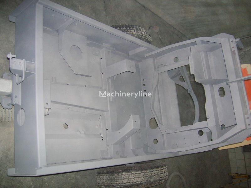 chassis per altre macchine edili PUTZMEISTER  M740/3
