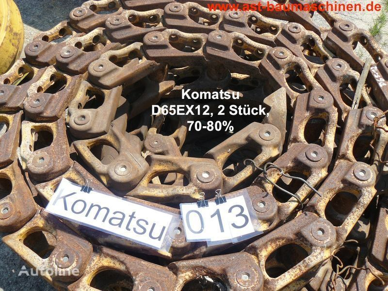 cingoli in gomma  Komatsu D65EX12 Ketten per escavatore