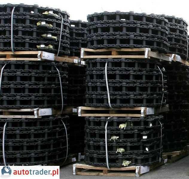 cingoli in gomma per macchine edili DRESSTA ITR Łańcuch HSW-DRESSTA TD25G 2016r ITR nuovo